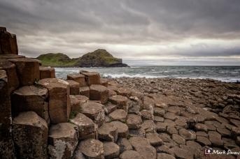 Giant's Causeway, Antrim, Northern Ireland, UK
