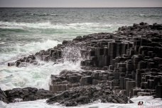 Giant's Causeway, Antrim, Northern Ireland, UK