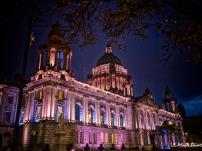 City Hall, Belfast, Northern Ireland, UK