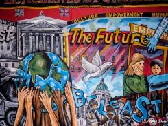 Murals, Belfast, Northern Ireland, UK