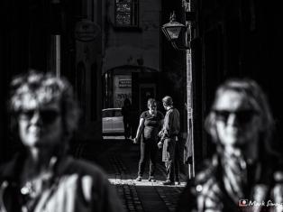 Streets, Belfast, Northern Ireland, UK