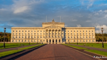 Stormont, Belfast, Northern Ireland, UK