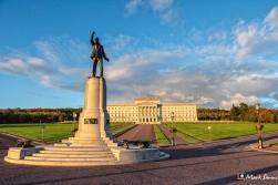 Stormont, Belfast, Northern Ireland, UK