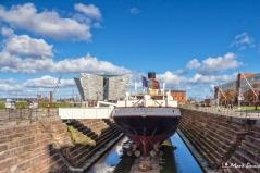 Titanic Museum, Belfast, Northern Ireland, UK