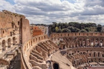 Colosseum, Rome, Italy, Europe