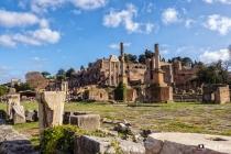 The Forum, Rome, Italy, Europe