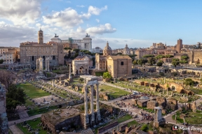 The Forum, Rome, Italy, Europe