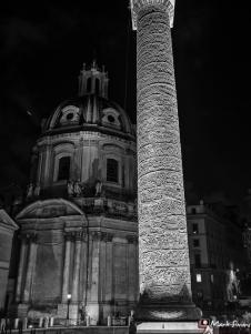 Trajan's Column, Rome, Italy