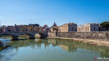 River Tiber, Rome, Italy