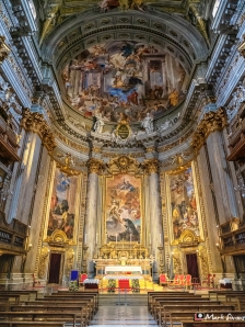 Unknown Church, Rome, Italy