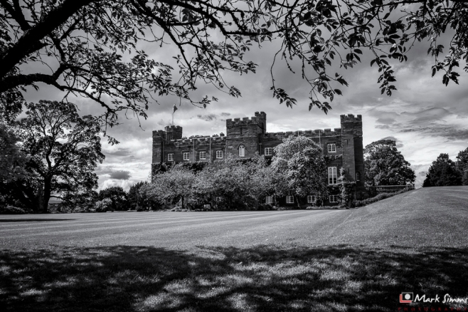 Scone Palace, Perth, Scotland, UK