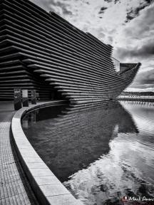 V&A Museum, Dundee, Scotland, UK