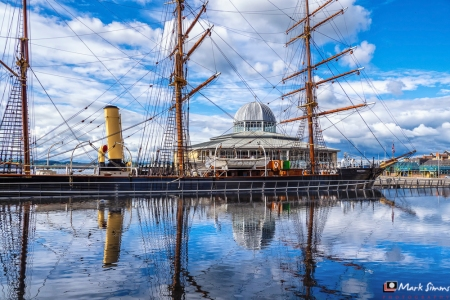 RSS Discovery, Dundee, Scotland, UK