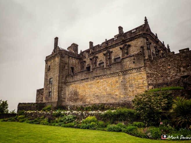 Stirling Castle, Stirling, Scotland, UK
