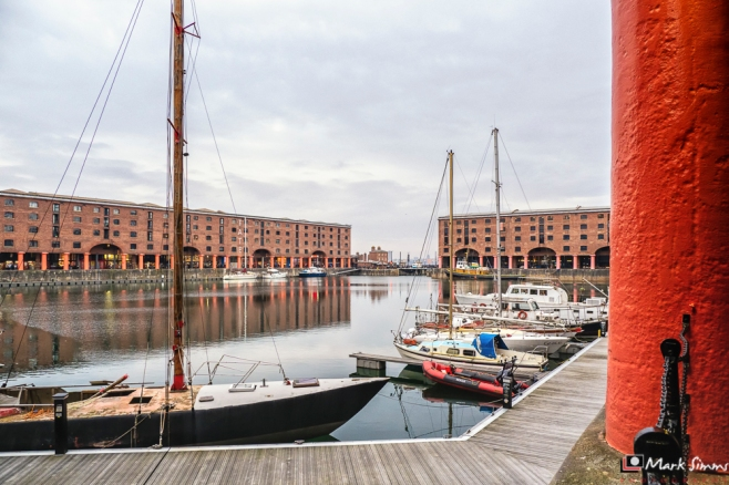 Albert Dock, Liverpool, England, UK