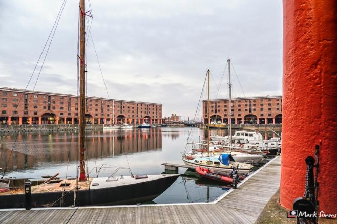 Albert Dock, Liverpool, England, UK