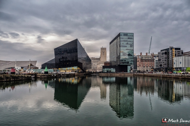 Canning Dock, Liverpool, England, UK