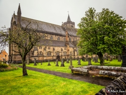 Dunblane Cathedral, Stirling, Scotland, UK