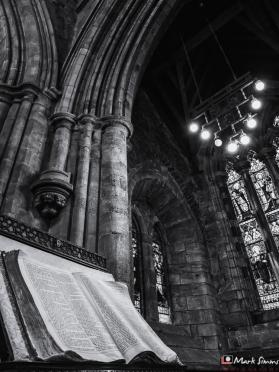 Dunblane Cathedral, Stirling, Scotland, UK
