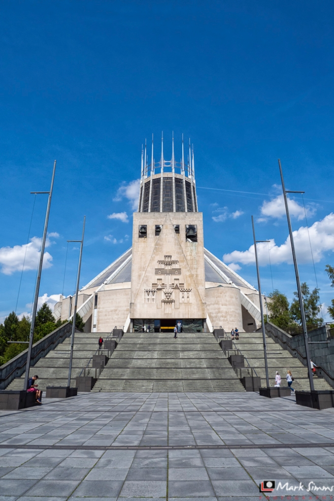 RC Cathedral, Liverpool, England, UK