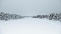 Juutuanjoki River, Inari, Finland