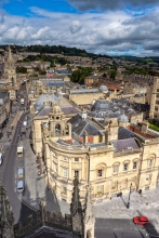 The Abbey, Bath, Somerset