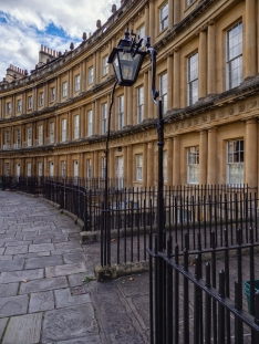 The Circus, Bath, Somerset