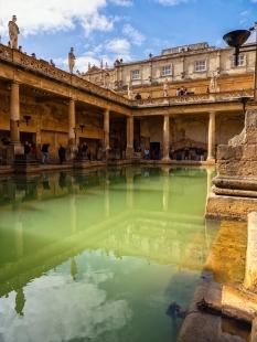 Roman Baths, Bath, Somerset
