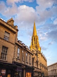 Streets, Bath, Somerset