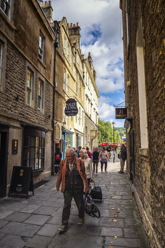 Streets, Bath, Somerset