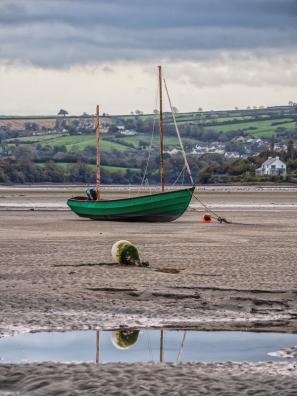Teifi Estuary, Cardigan, Wales