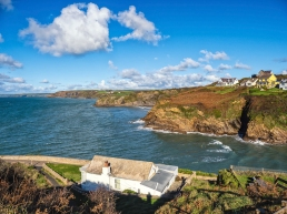 Little Haven, Pembrokeshire, Wales