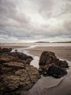 Poppit Sands, Pembrokeshire, Wales
