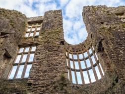 Carew Castle, Pembrokeshire, Wales