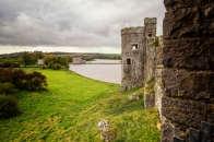 Carew Castle, Pembrokeshire, Wales