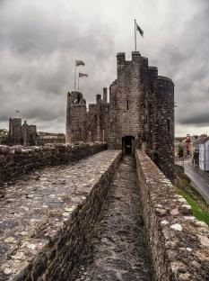 Pembroke Castle, Pembrokeshire, Wales
