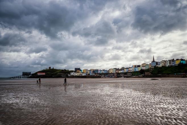 Tenby, Pembrokeshire, Wales