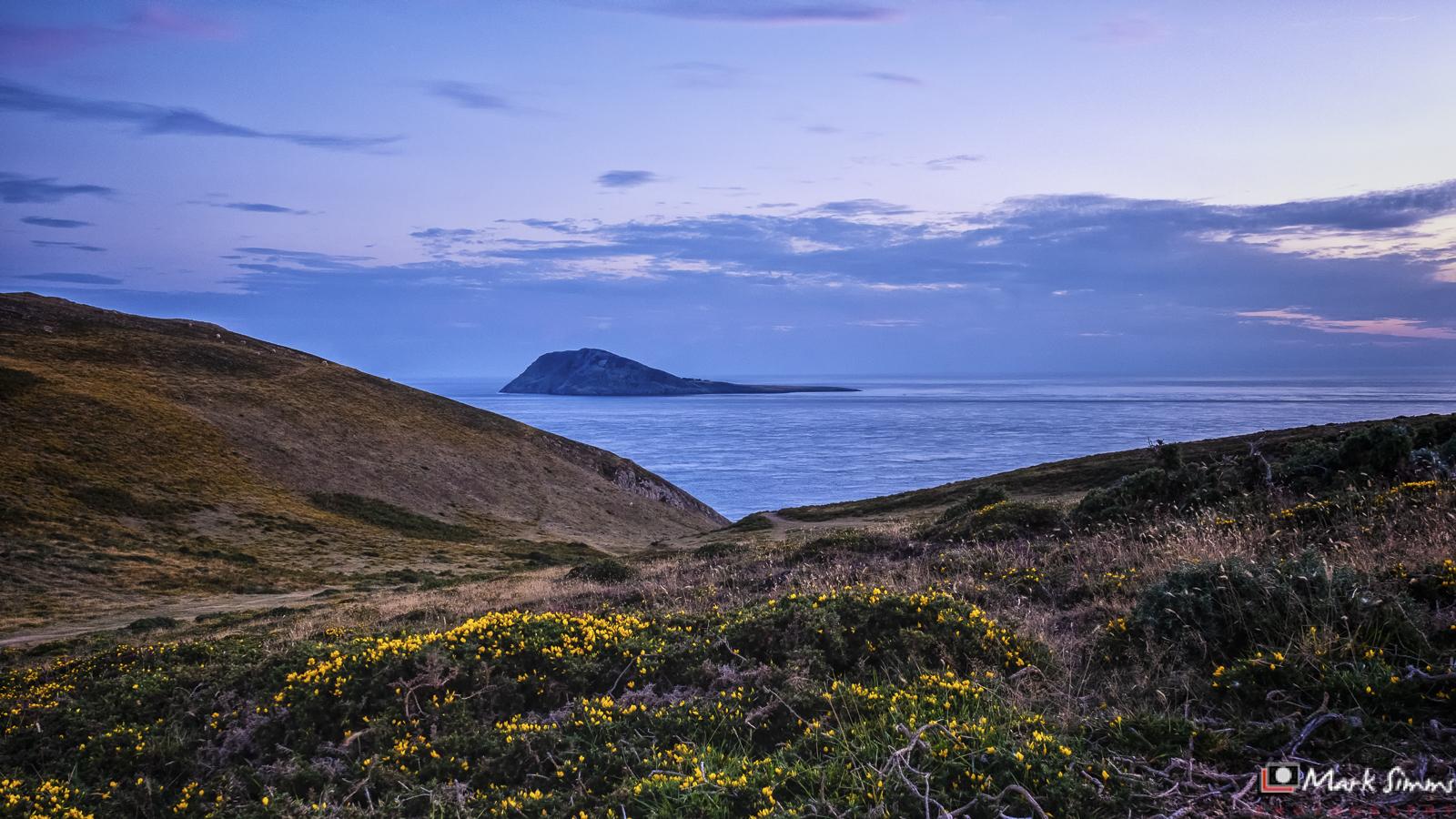 Bardsey Island, Llyn Peninsula, Wales, UK